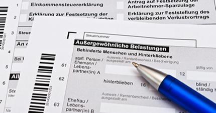 Einkommensteuererklärung